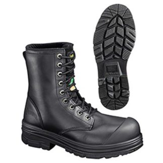 "Pioneer 1027 Ultra Comfort 8"" Leather Work Boot"