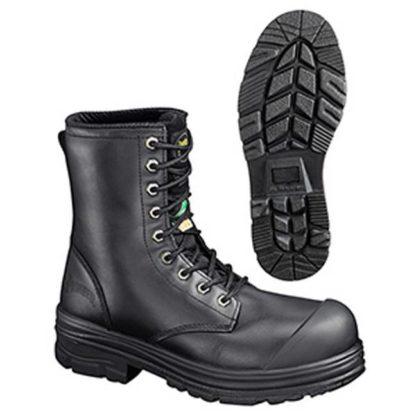 "Pioneer 1027 Ultra Comfort 8"" Leather Work Boot"