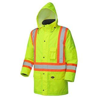 Pioneer 5031 Hi-Viz Winter Insulated Parka