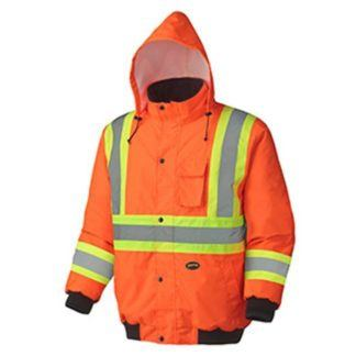 Pioneer 5032 Hi-Viz Winter Insulated Bomber