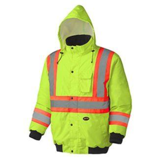 Pioneer 5033 Hi-Viz Winter Insulated Bomber