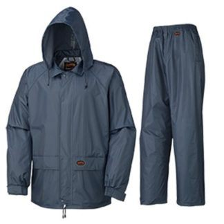 Pioneer 883 Polyester PVC Rain Suit