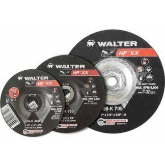 "Walter 08K400 4"" HP XX High Speed Grinding Wheel"