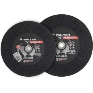 "Walter 11D121 12"" Portacut High Speed Cutting Wheel"