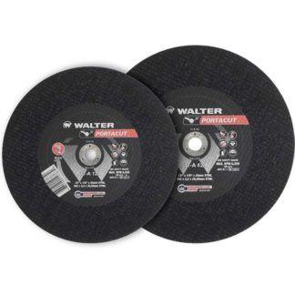 """Walter 11D141 14"""" Portacut High Speed Cutting Wheel"""