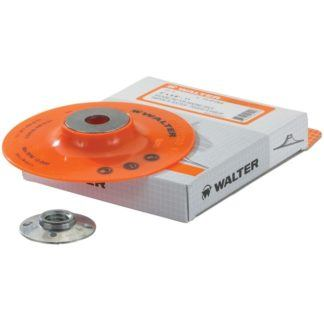 "Walter 15D044 4-1/2"" Backing Pad Assembly"