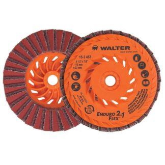 "Walter 15I503 5"" Enduro-Flex 2-in-1 Surface Finishing Disc"