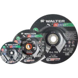 "Walter 15L510 5"" 100G Flexcut Grinding Disc"