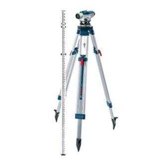Bosch GOL26CK 32x Automatic Optical Level Kit