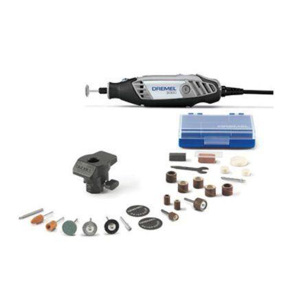 Dremel 3000-1/24 Variable-Speed Tool Kit