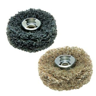 Dremel 511E EZ Lock Finishing Abrasive Buffs - 2pk