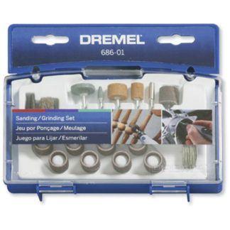 Dremel 686-01 Sanding & Grinding Accessory Set