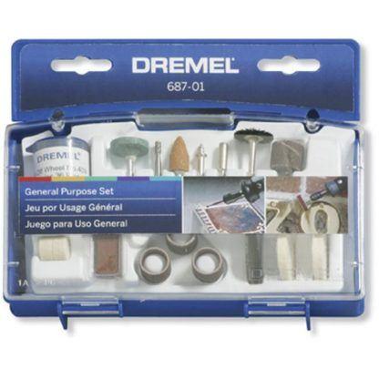 Dremel 687-01 General Purpose Accessory Set