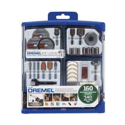 Dremel 710-08 160 PC All-Purpose Accessory Kit