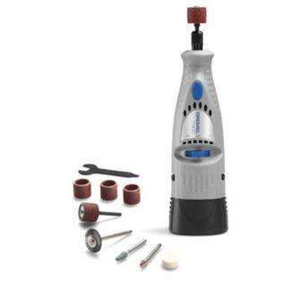 Dremel 7300-N/8 4.8V Cordless Two-Speed Rotary Tool Kit