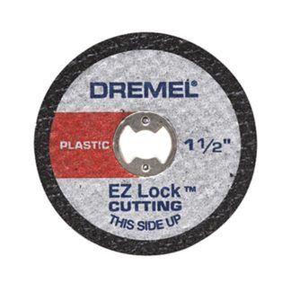 """Dremel EZ476 EZ Lock 1-1/2"""" Cut-off Wheels - 5pk"""