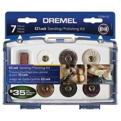 Dremel EZ684-01 EZ Lock Sanding & Polishing Kit