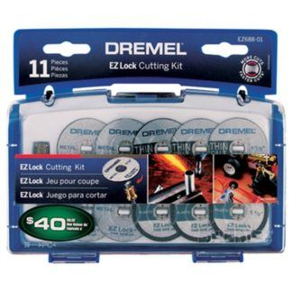 Dremel EZ688-01 EZ Lock Cutting Kit