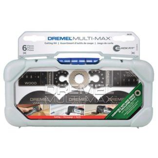 Dremel MM385 Multi-Max Oscillating Tool Universal Cutting Kit