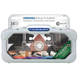 Dremel MM388 Multi-Max Oscillating Tool 14pc Accessory Kit