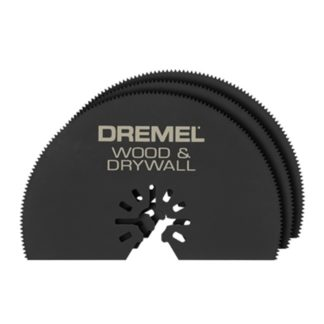 "Dremel MM450B 3"" Wood & Drywall Saw Blade - 3pk"