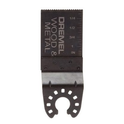 "Dremel MM462 1-1/8"" Wood & Metal Flush Cut Blade"