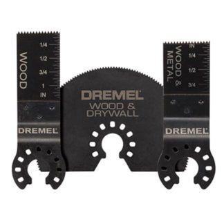 Dremel MM491 3-Piece Cutting Assortment