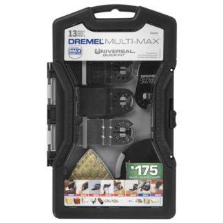 Dremel MM495 13-Piece Multi-Max Accessory Kit with Case