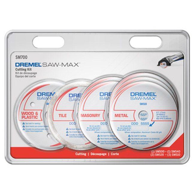 Dremel Sm700 7 Piece Cutting Kit Bc Fasteners Amp Tools Ltd