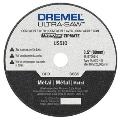 Dremel US510-01 Metal Cutting Wheel