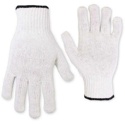 Kuny's 2000 White String Knit Gloves