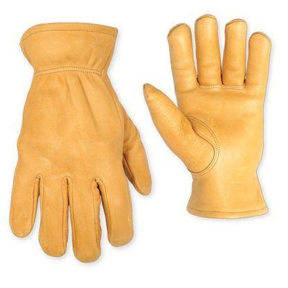 Kuny's 2063 Top Grain Deerskin Driver Gloves