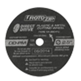Rotozip DD-PM5 Direct Drive Metal Cut-Off Wheel - 5pk