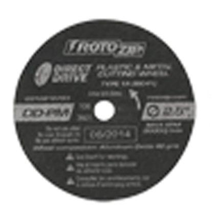 Rotozip DD-PM5 Direct Drive Metal Cut-Off Wheel - 5pk