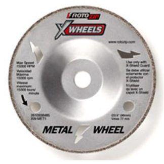 Rotozip XW-MET1 Metal Cutting Xwheel