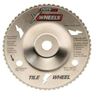Rotozip XW-TILE1 Tile Cutting Xwheel