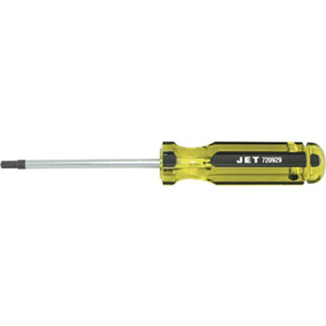 "Jet 720929 T27 x 4"" TORX Jumbo Handle Screwdriver"
