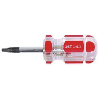 "Jet 721372 #2 x 1-1/2"" Square Jumbo Handle Screwdriver"