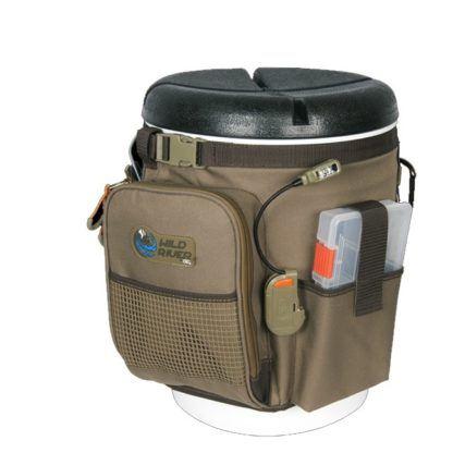 Kuny's WT3507 Tackle Tek Rigger Lighted Bucket Organizer