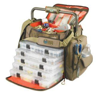 Kuny's WT3702 Tackle Tek Frontier Lighted Tackle Bag