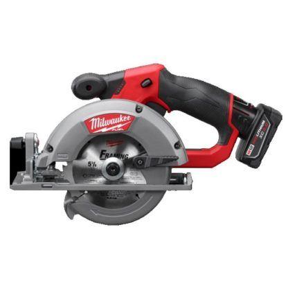 "Milwaukee 2530-21XC M12 Fuel 5-3/8"" Circular Saw Kit"