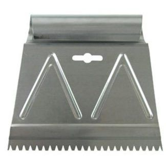 Richard CS-6 3/16 Adhesive V Notch Spreader