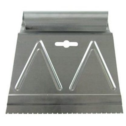 Richard CS-6 1/16 Adhesive V Notch Spreader