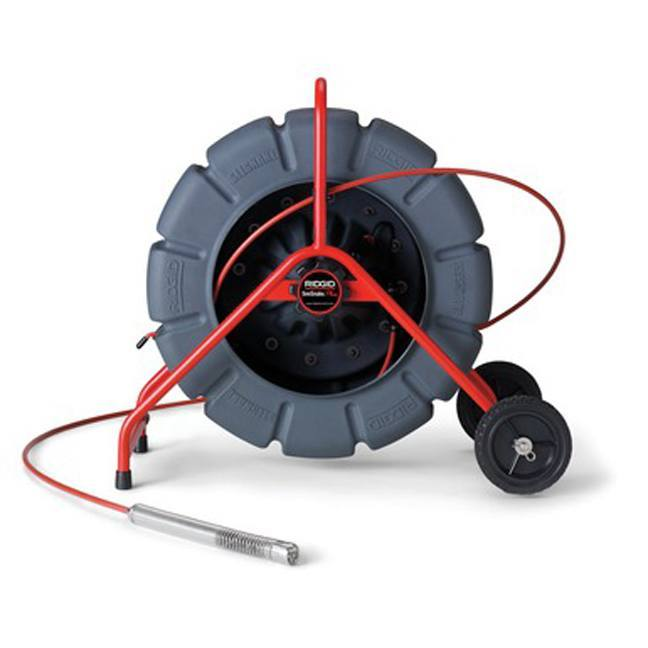 Ridgid 13988 200' Self Leveling Color Reel