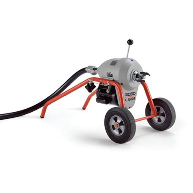 Ridgid 23692 K-1500 Sectional Machine