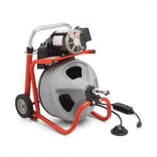 Ridgid 24853 K-400 Drum Machine