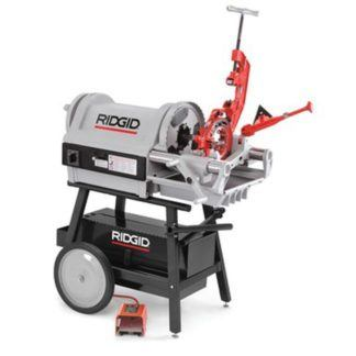 Ridgid 26092 Model 1224 Threading Machine