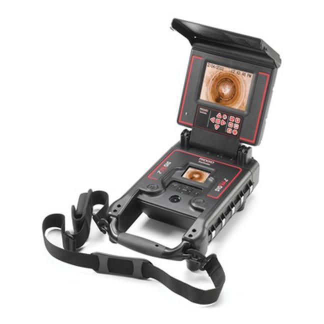 Ridgid 33198 SeeSnake DVDPak2 Inspection Camera Monitor