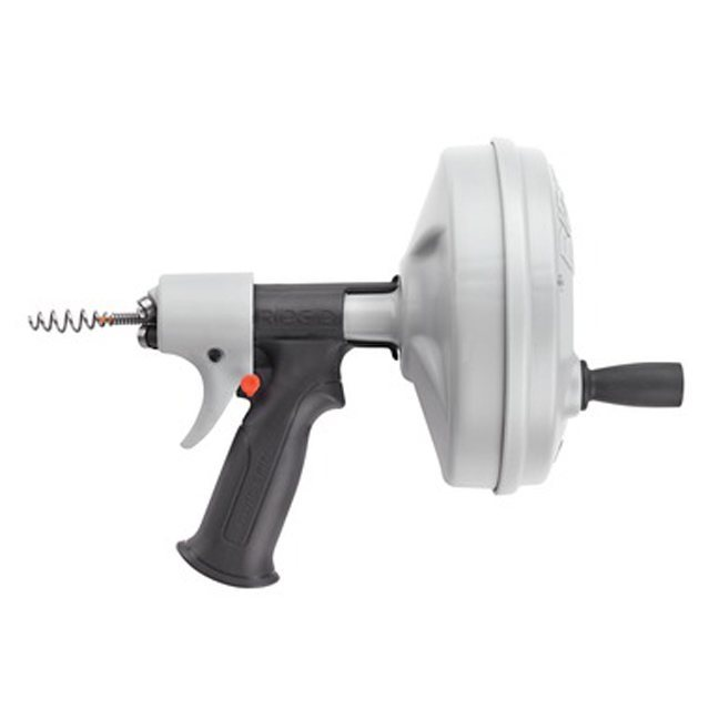 Ridgid 41348 Kwik-Spin Hand Spinner with AUTOFEED