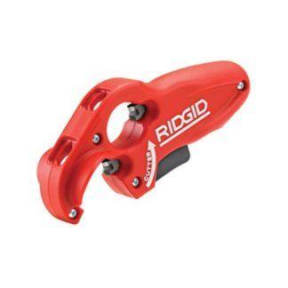 Ridgid 41608 PTEC Plastic Drain Pipe Cutter